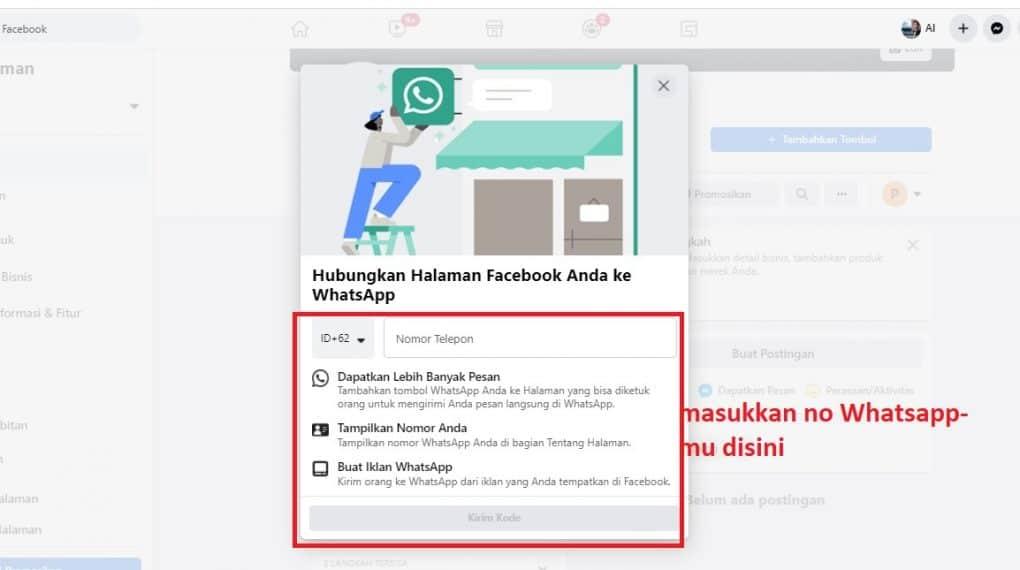tutorial membuat fanpage facebook
